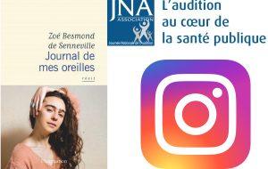 La JNA invite à une rencontre avec la comédienne Zoé Besmond de Senneville