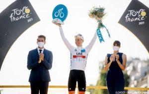 Krys a réalisé plus de 300 tests d'audition sur le Tour de France