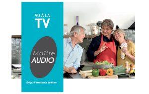 Le label « Maître Audio » de Starkey arrive sur le petit écran