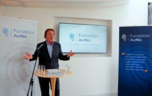 Une Fondation Audika pour améliorer les connaissances et la prévention