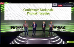 Phonak lance en live la puce Prism et la plateforme Paradise