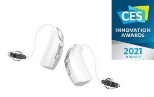 Livio Edge AI distingué dans la catégorie Accessibilité des CES Innovation Awards 2021