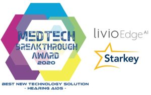 Livio Edge AI distingué aux MedTech Breakthrough Awards dès son lancement
