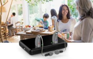 Mini Turbo Chargeur : une solution de rechargement ultra-rapide pour Muse IQ R de Starkey