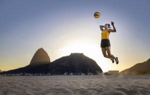 Sonova présente sa nouvelle égérie, Natália Martins, volleyeuse professionnelle