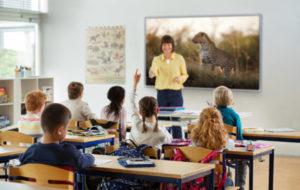 Oticon présente son nouveau micro distant pour salle de classe : EduMic