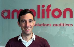Amplifon présente officiellement son directeur marketing France