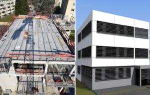 De nouveaux locaux en construction pour Sonova France