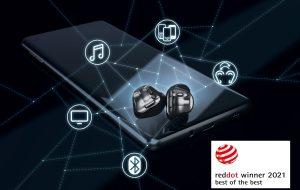 Phonak couronné de 2 Red Dot Awards dont le Best of the Best