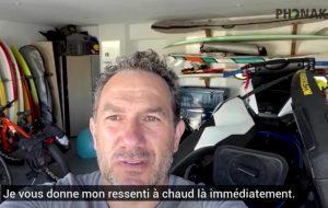Un surfeur de « grosses vagues » français devient le nouvel ambassadeur Phonak