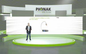Un évent innovant et l'arrivée du Cros P : les annonces de Phonak pour la rentrée