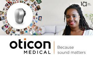 Oticon Medical célèbre les 10 ans de son système à ancrage osseux Ponto
