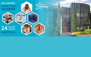 Rappel : Starkey organise ses 1ères portes ouvertes la semaine prochaine