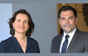 Un nouveau président et une nouvelle DG pour le groupe Vyv