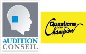 Audition Conseil parraine le jeu Questions pour un champion