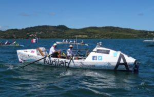 Quinquatlantic Challenge Audilab : pari tenu !