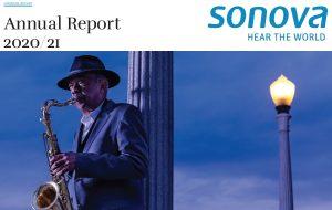 Malgré une forte reprise, Sonova a clos son exercice en négatif