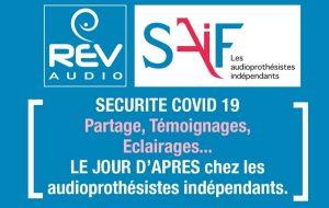 La SAIF et Revaudio inaugurent des réunions Zoom entre indépendants