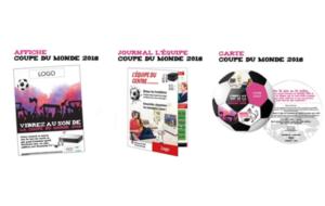 Un kit Signia pour mettre votre centre aux couleurs de la Coupe du monde