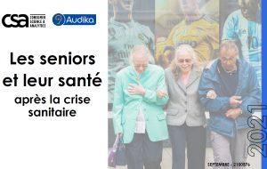 Audika scrute les seniors et leur santé auditive après la crise sanitaire