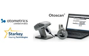 Starkey et Otometrics associés pour la commercialisation d'Otoscan