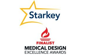 Livio Edge AI finaliste aux Medical Design Excellence Awards