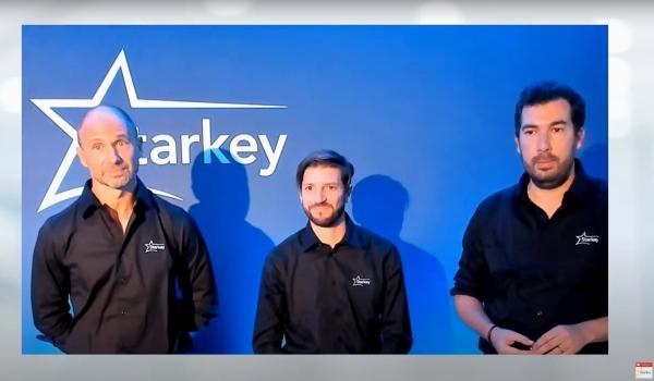 Questions en direct Starkey lancement virtuel