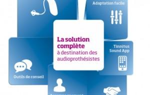 Tinnitus SoundSupport, la solution de traitement des acouphènes d' Oticon
