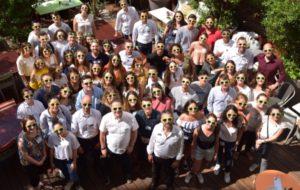 Plus de 60 étudiants aux universités d'été de Phonak à Lyon