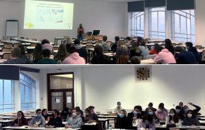 100 étudiants se retrouvent à Lyon pour le week-end de formation de la Fnea