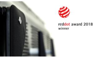 Le Widex TV Play primé aux Red Dot Design Awards