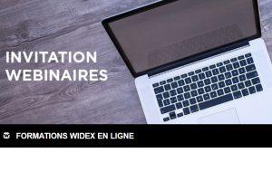 Widex lance une série de 4 webinaires thématiques