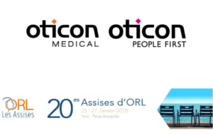 Assises de Nice : Oticon et Oticon Medical proposent un atelier sur l'adaptation bimodale
