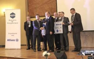 Le CEOP reçoit le prix ADPS 2013