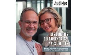 Siemens Audiologie lance les lunettes auditives AudiVue®