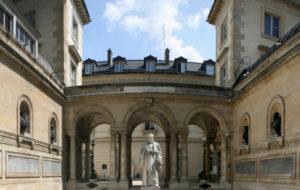 Conférence du Pr. Jeffrey Holt au Collège de France à l'invitation de la Fondation pour l'Audition