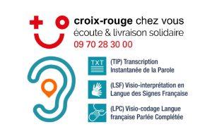 La conciergerie de la Croix-Rouge devient accessible aux sourds et malentendants