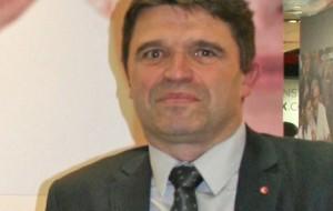 Didier Jupilliat, responsable régional du 7ème secteur commercial de Bernafon