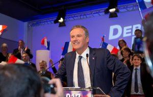Le candidat Dupont-Aignan promet à son tour de mieux rembourser l'audioprothèse