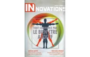Le numéro 4 du magazine INNOVATIONS de Starkey est paru