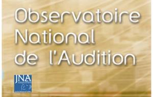 La Journée nationale de l'audition crée l'Observatoire national de l'audition