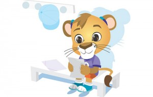 Léo le lionceau, le nouveau héros de Phonak pour les enfants atteints de perte auditive