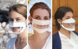 [MAJ] 4 masques à visière sont conformes aux critères de la DGA