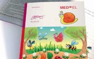 MED EL propose aux enfants porteurs d'implants un livre à télécharger