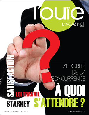 Couverture L'Ouïe Magazine n°71