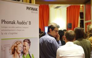 Phonak : entrée sur le marché d'Audéo B-R, son aide rechargeable pour 24 heures