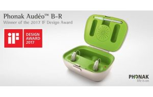 Phonak Audéo B-R reçoit le prix iF Design 2017