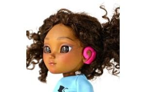 Un fabricant de jouets lance une poupée équipée d'aides auditives