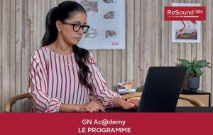 GN annonce le programme de son Ac@demy pour novembre