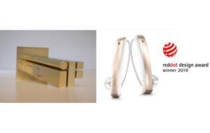 Styletto remporte deux prestigieux prix de design